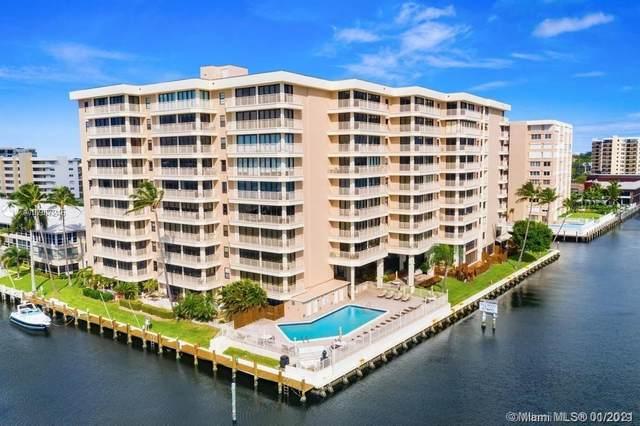 3100 NE 48th St #101, Fort Lauderdale, FL 33308 (MLS #A10987246) :: Equity Advisor Team