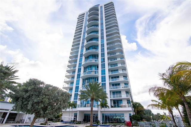 17111 Biscayne Blvd #206, North Miami Beach, FL 33160 (MLS #A10987251) :: Green Realty Properties