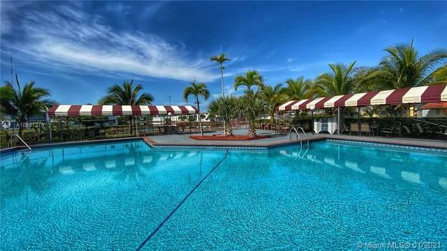 20311 NE 2nd Ave 2J, Miami, FL 33179 (MLS #A10987278) :: Green Realty Properties
