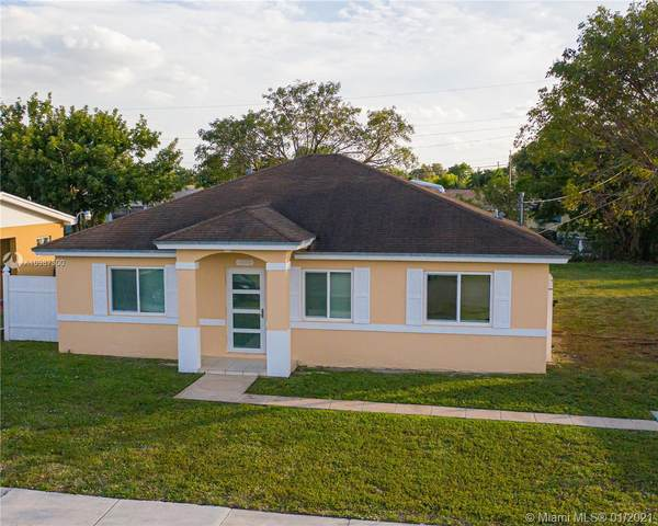 1770 NW 190th Ter, Miami Gardens, FL 33056 (MLS #A10987300) :: THE BANNON GROUP at RE/MAX CONSULTANTS REALTY I
