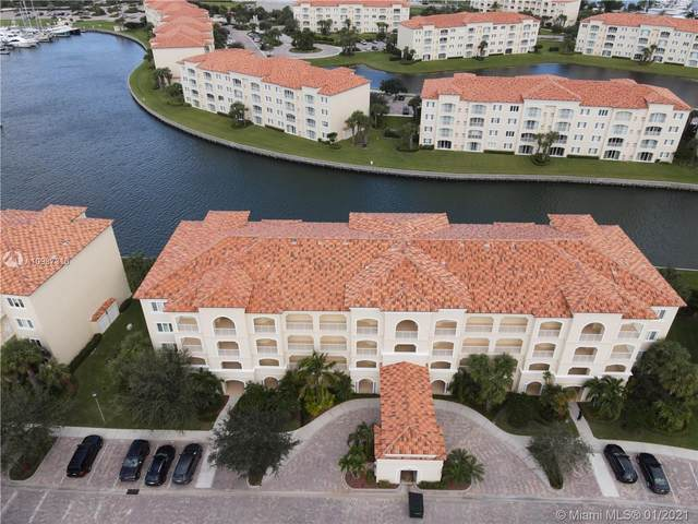 18 W Harbour Isle Dr W #204, Fort Pierce, FL 34949 (MLS #A10987310) :: Podium Realty Group Inc