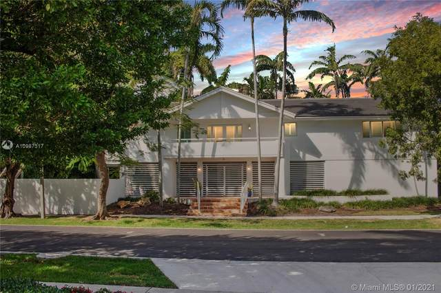 3550 E Fairview St, Miami, FL 33133 (MLS #A10987317) :: Green Realty Properties