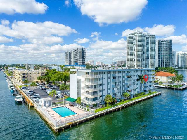 4000 NE 170th St #304, North Miami Beach, FL 33160 (MLS #A10987322) :: Prestige Realty Group