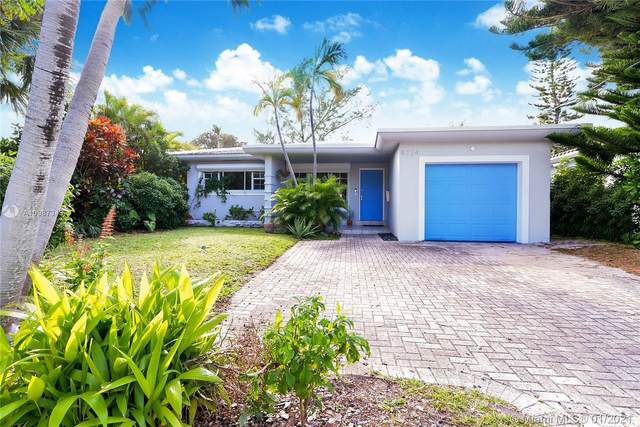 9224 Byron Ave, Surfside, FL 33154 (MLS #A10987349) :: THE BANNON GROUP at RE/MAX CONSULTANTS REALTY I