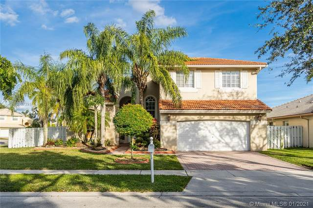 3901 SW 147th Ave, Miramar, FL 33027 (MLS #A10987391) :: Equity Realty