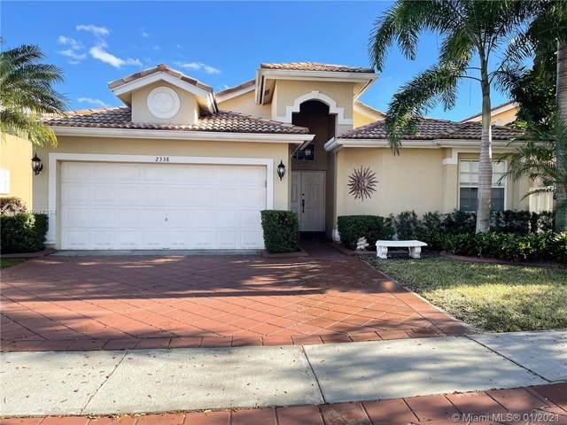 2338 NW 139th Ave, Sunrise, FL 33323 (MLS #A10987394) :: Castelli Real Estate Services