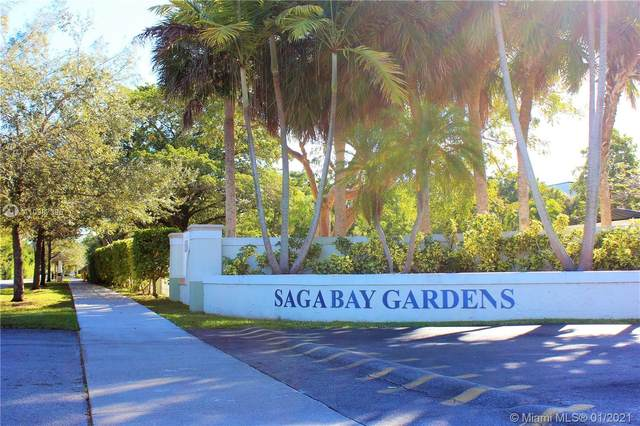 8260 SW 210th St #310, Cutler Bay, FL 33189 (MLS #A10987395) :: The Riley Smith Group
