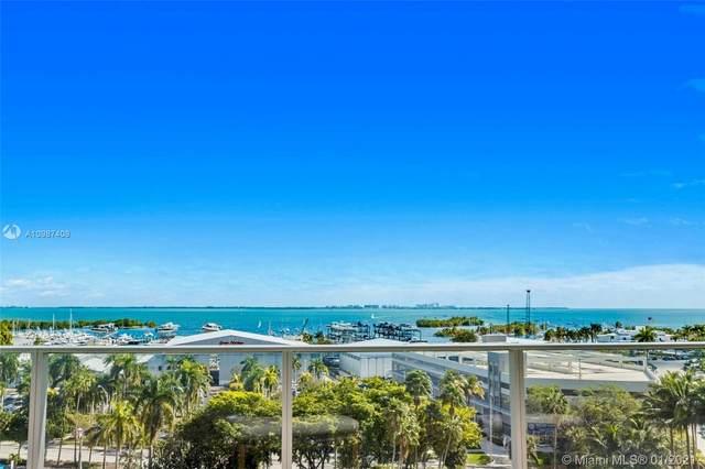 2669 S Bayshore Dr 703N, Miami, FL 33133 (MLS #A10987408) :: Green Realty Properties
