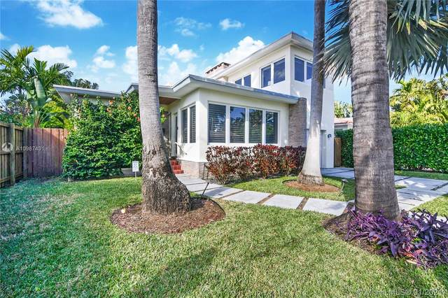 8842 Emerson Ave, Surfside, FL 33154 (MLS #A10987431) :: THE BANNON GROUP at RE/MAX CONSULTANTS REALTY I