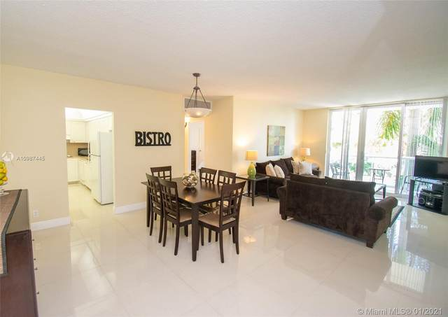 3901 S Ocean Dr 3V, Hollywood, FL 33019 (MLS #A10987445) :: Podium Realty Group Inc