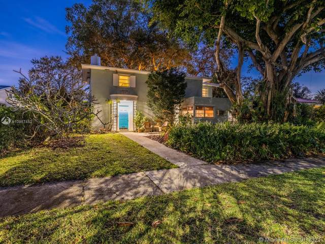 444 NE 102nd St, Miami Shores, FL 33138 (MLS #A10987452) :: The Jack Coden Group