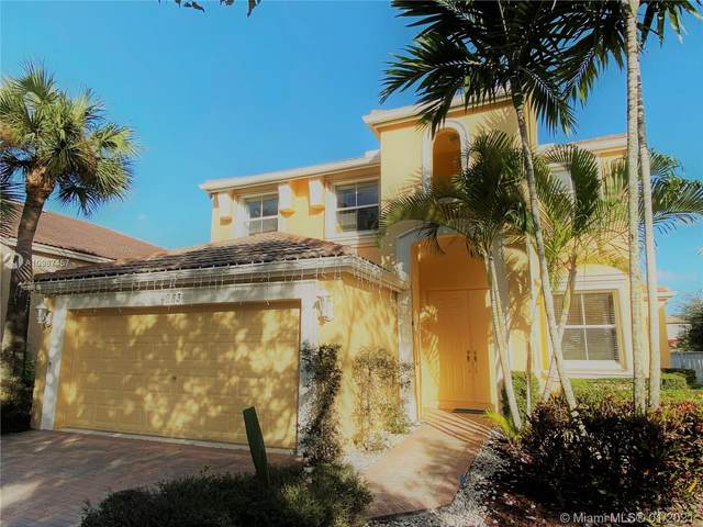 4983 SW 163rd Ave, Miramar, FL 33027 (MLS #A10987457) :: Equity Realty