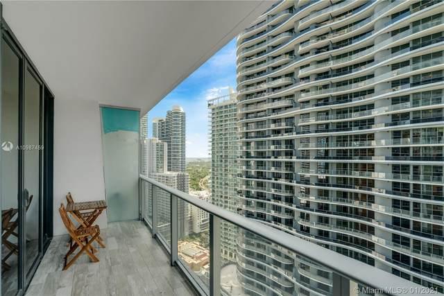 1010 Brickell Ave #3208, Miami, FL 33131 (MLS #A10987459) :: Patty Accorto Team