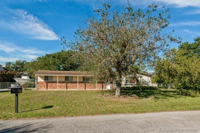 27400 SW 166th Ave, Homestead, FL 33031 (MLS #A10987488) :: ONE Sotheby's International Realty