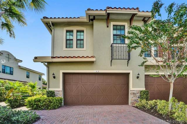 163 SW 127th Ter, Plantation, FL 33325 (MLS #A10987496) :: United Realty Group