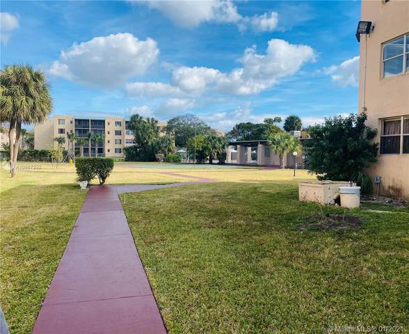 2800 Somerset Dr 416J, Lauderdale Lakes, FL 33311 (MLS #A10987532) :: Search Broward Real Estate Team