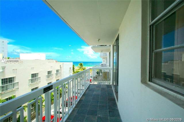 401 Ocean Dr #525, Miami Beach, FL 33139 (MLS #A10987538) :: Patty Accorto Team