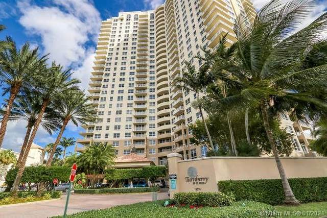 19501 W Country Club Dr #707, Aventura, FL 33180 (MLS #A10987541) :: Douglas Elliman