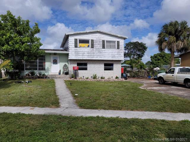7421 NW 1st Ct, Pembroke Pines, FL 33024 (MLS #A10987548) :: Equity Realty