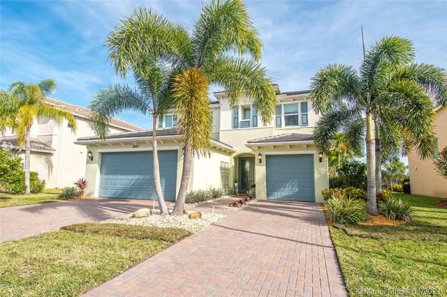 2421 Bellarosa Cir, Royal Palm Beach, FL 33411 (MLS #A10987577) :: Berkshire Hathaway HomeServices EWM Realty