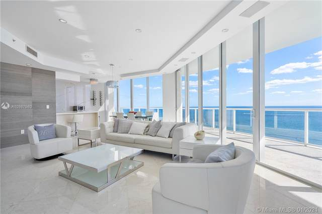 18671 Collins Ave Ph1, Sunny Isles Beach, FL 33160 (MLS #A10987580) :: Prestige Realty Group