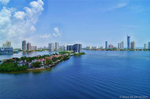 2800 Island Blvd #1404, Aventura, FL 33160 (MLS #A10987603) :: The Teri Arbogast Team at Keller Williams Partners SW