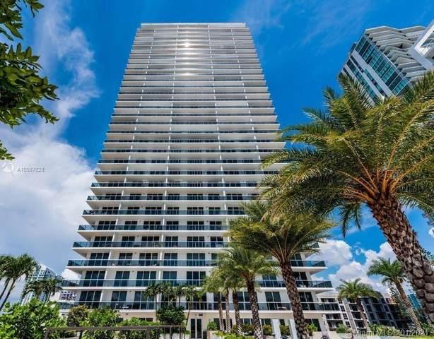 600 NE 27th St #2601, Miami, FL 33137 (MLS #A10987628) :: Green Realty Properties