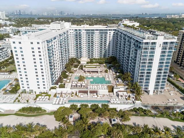 2301 Collins Av #1518, Miami Beach, FL 33139 (MLS #A10987631) :: Compass FL LLC