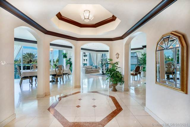 10101 Collins Ave 4A, Bal Harbour, FL 33154 (MLS #A10987644) :: Green Realty Properties