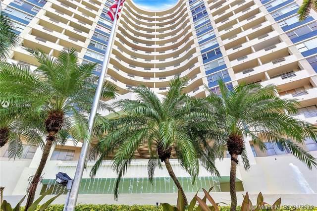 3180 S Ocean Dr #220, Hallandale Beach, FL 33009 (MLS #A10987658) :: Green Realty Properties