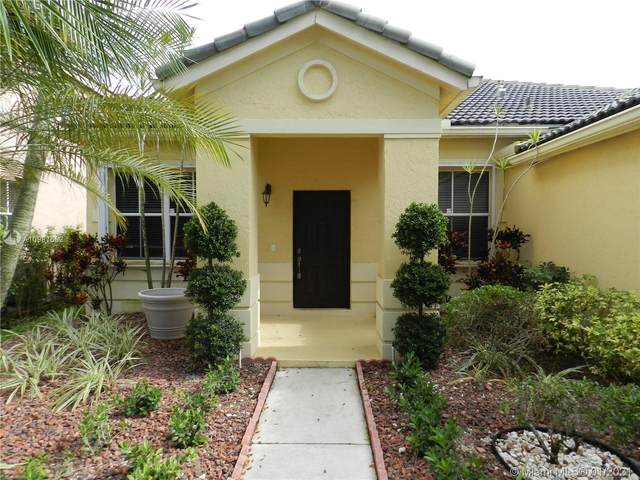 1234 Chenille Cir, Weston, FL 33327 (MLS #A10987662) :: Berkshire Hathaway HomeServices EWM Realty