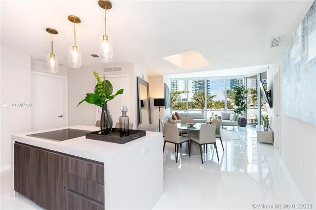 851 NE 1st Ave #803, Miami, FL 33132 (MLS #A10987793) :: Castelli Real Estate Services