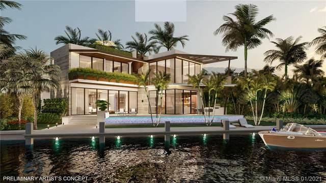 3172 N Bay Rd, Miami Beach, FL 33140 (MLS #A10987820) :: Albert Garcia Team