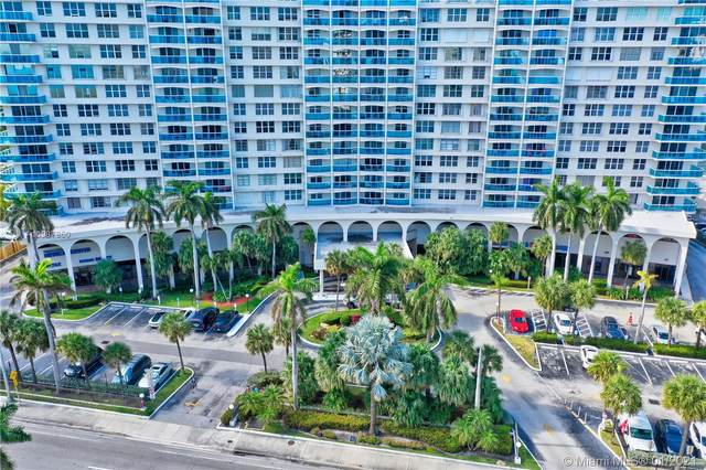 3800 S Ocean Dr #902, Hollywood, FL 33019 (MLS #A10987850) :: Berkshire Hathaway HomeServices EWM Realty