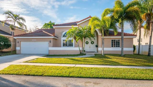 20106 NW 9th Dr, Pembroke Pines, FL 33029 (MLS #A10987853) :: Castelli Real Estate Services