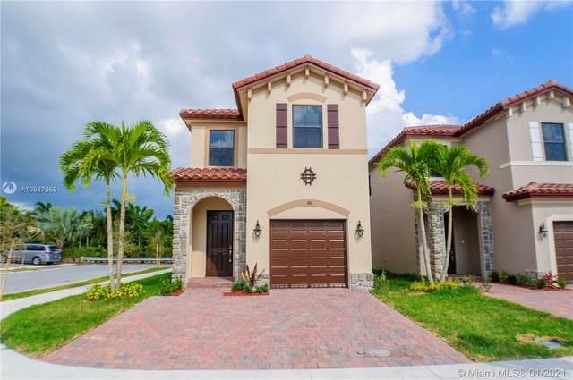 181 NE 37th Pl, Homestead, FL 33033 (MLS #A10987865) :: Search Broward Real Estate Team