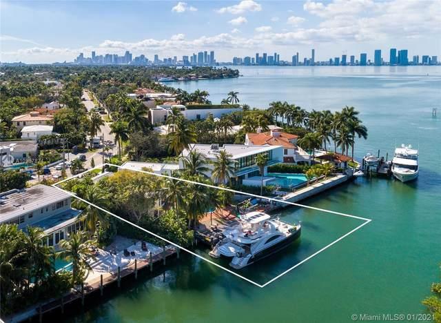 3172 N Bay Rd, Miami Beach, FL 33140 (MLS #A10987874) :: Albert Garcia Team