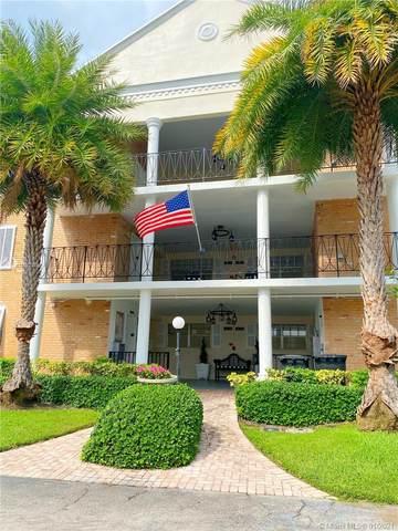 450 Paradise Isle Blvd #310, Hallandale Beach, FL 33009 (MLS #A10987886) :: Castelli Real Estate Services