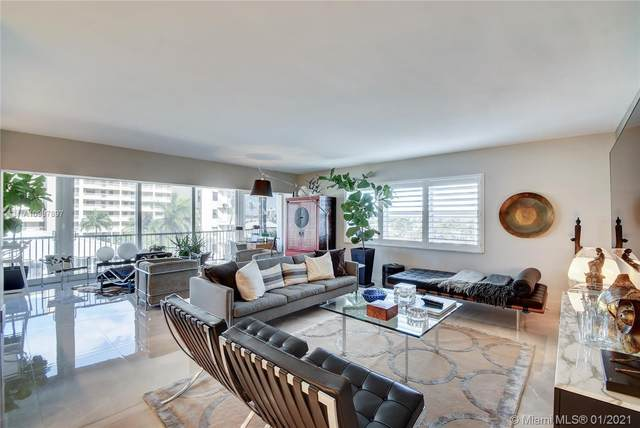 3101 NE 47th Ct #508, Fort Lauderdale, FL 33308 (MLS #A10987897) :: Equity Realty