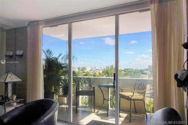 800 West Ave #724, Miami Beach, FL 33139 (MLS #A10987898) :: Jo-Ann Forster Team