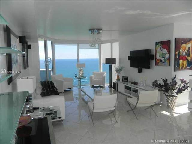 17555 Collins Ave Ts1, Sunny Isles Beach, FL 33160 (MLS #A10987900) :: Equity Realty