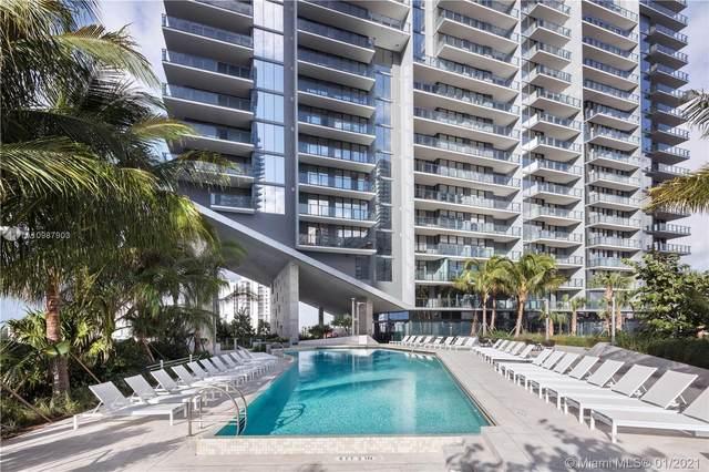 88 SW 7th St #1402, Miami, FL 33130 (MLS #A10987903) :: Green Realty Properties