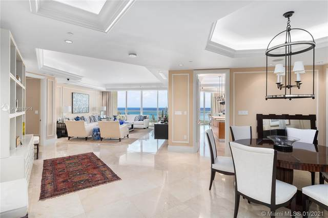 16047 Collins Ave #903, Sunny Isles Beach, FL 33160 (MLS #A10987914) :: The Howland Group