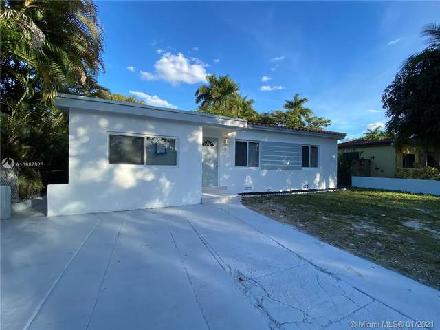 511 Forrest Dr, Miami Springs, FL 33166 (MLS #A10987923) :: The Howland Group