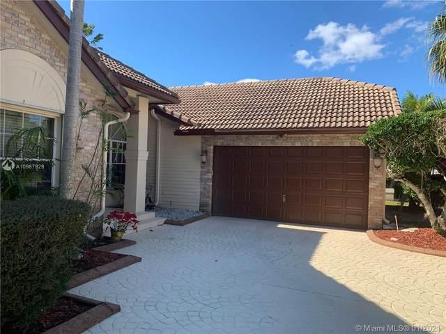 7928 NW 83rd St, Tamarac, FL 33321 (MLS #A10987929) :: Prestige Realty Group