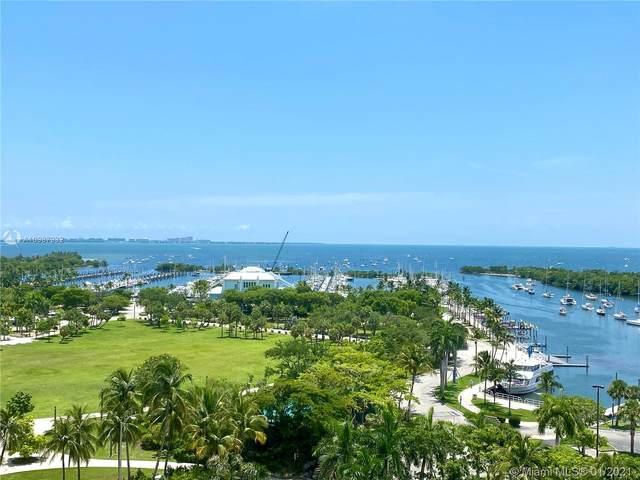 2811 S Bayshore 9B, Coconut Grove, FL 33133 (MLS #A10987932) :: Carlos + Ellen