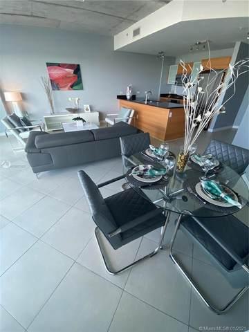 3301 NE 1st Ave H1807, Miami, FL 33137 (MLS #A10987980) :: Dalton Wade Real Estate Group