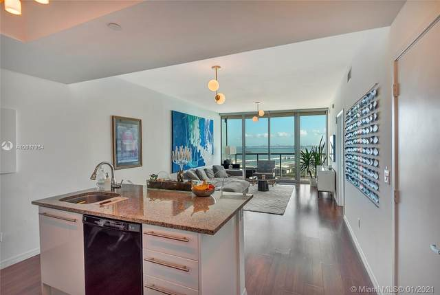 888 Biscayne Blvd #2411, Miami, FL 33132 (MLS #A10987984) :: Prestige Realty Group