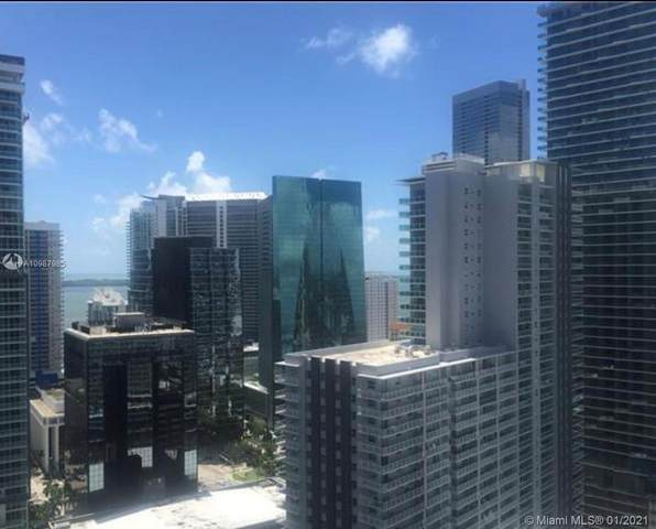1111 SW 1st Ave 3317N, Miami, FL 33130 (MLS #A10987985) :: Search Broward Real Estate Team