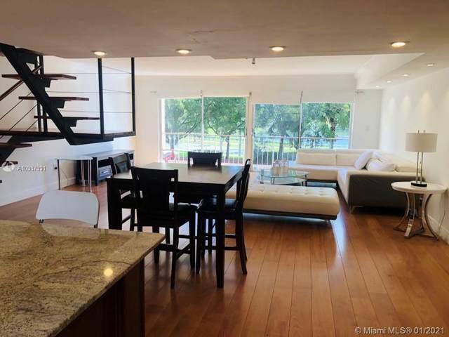 9907 NW 9th St Cir 2-20, Miami, FL 33172 (MLS #A10987991) :: Search Broward Real Estate Team